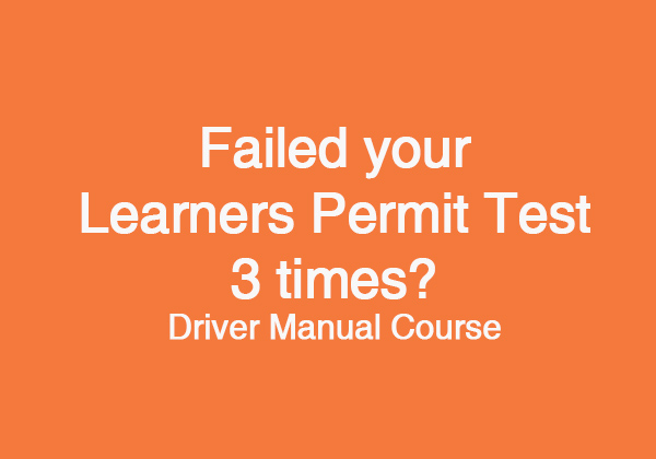 Driver Manual Course